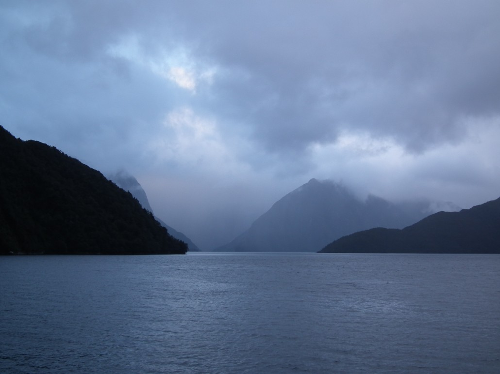 Queenstown en Doubtful Sounds (18-10-2012 / 21-10-2012)