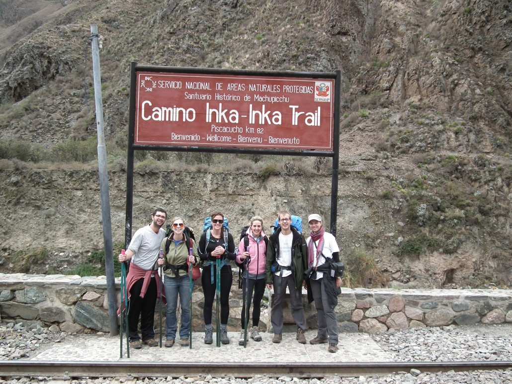 Inca Trail (02-11-2012 / 05-11-2012)