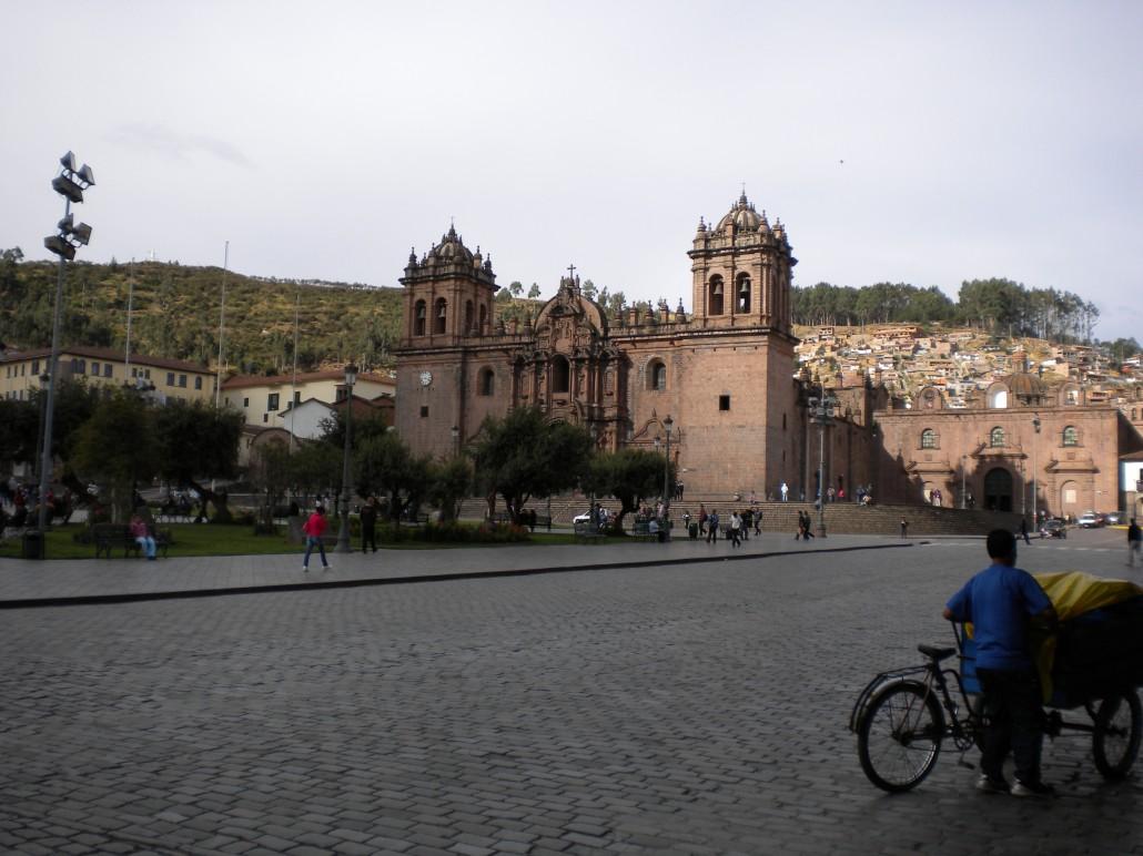 Santiago – Lima – Cusco (28-10-2012 / 01-11-2012)