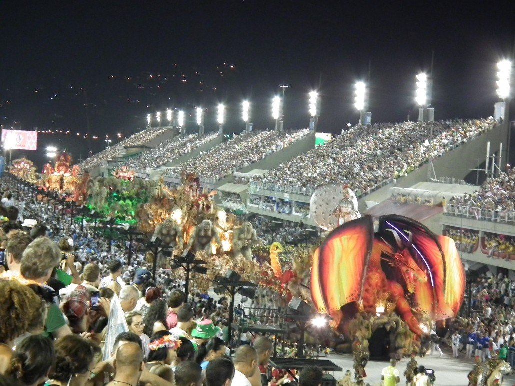 Carnaval in Rio (06-02-2013 / 13-02-2013)
